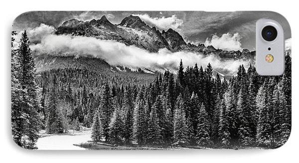 Mt Sneffels IPhone Case