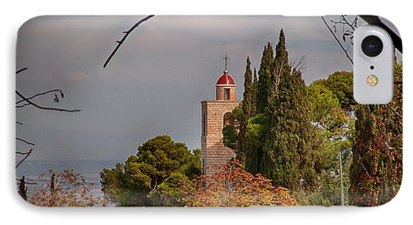 IPhone Case featuring the photograph Mt. Tabor by Uri Baruch