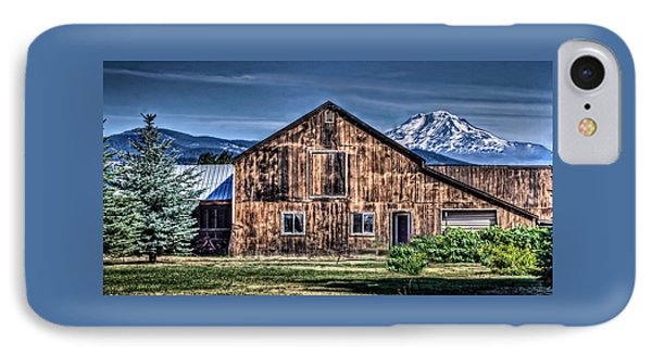 Mt. Adams IPhone Case by Thom Zehrfeld