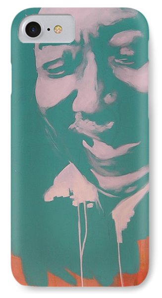 Muddy Waters IPhone Case by Matt Burke
