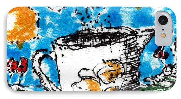 Mug Shot IPhone Case by Jason Nicholas