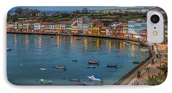 Mugardos Panorama Galicia Spain IPhone Case by Pablo Avanzini