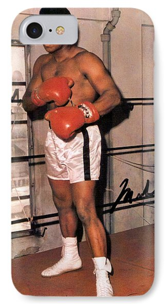 Muhammad Ali Phone Case by Unknown