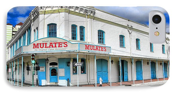 Mulates New Orleans IPhone Case by Olivier Le Queinec
