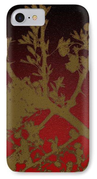 Mullberry Bush IPhone Case