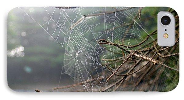 Multiple Webs - Near IPhone Case