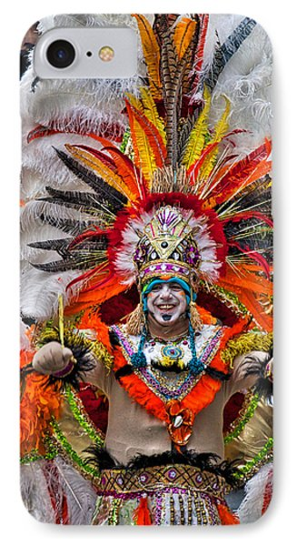 Mummer Wow IPhone Case by Alice Gipson