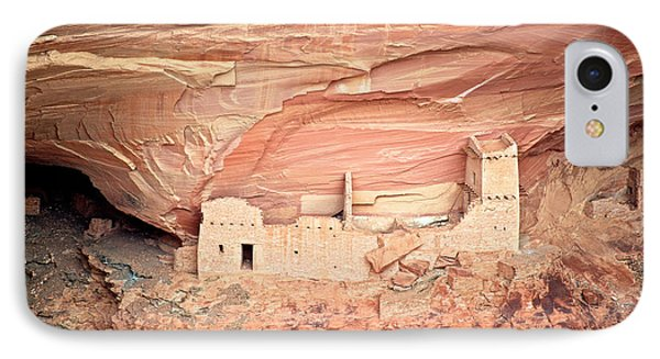 Mummy Cave Ruins In Canyon De Chelly IPhone Case by Richard Wright