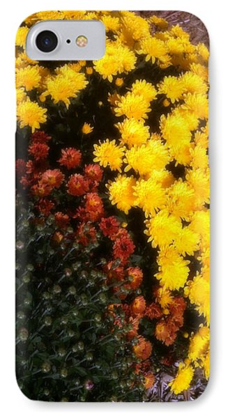 Mums In The Fall IPhone Case by Deborah Fay