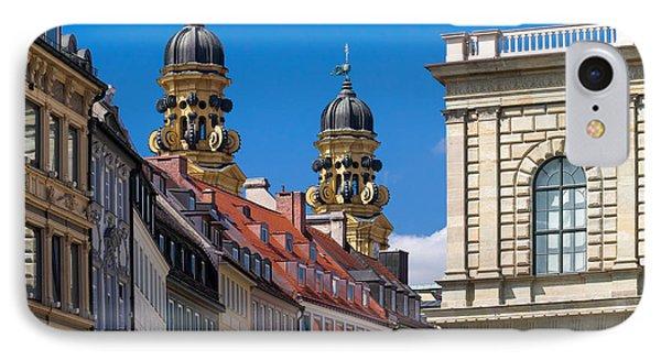Munich Phone Case by Juergen Klust