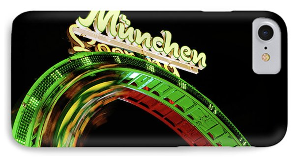 Munich Looping Phone Case by Hannes Cmarits