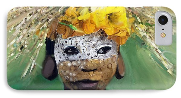 Muris Tribe Africa IPhone Case