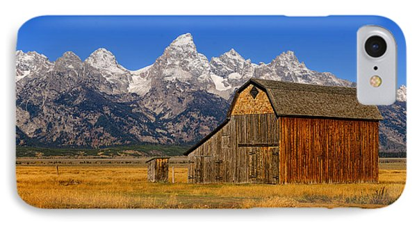 Murphy Barn IPhone Case by Greg Norrell