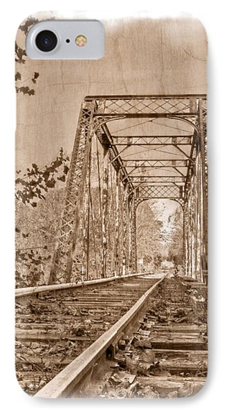 Murphy Trestle Phone Case by Debra and Dave Vanderlaan