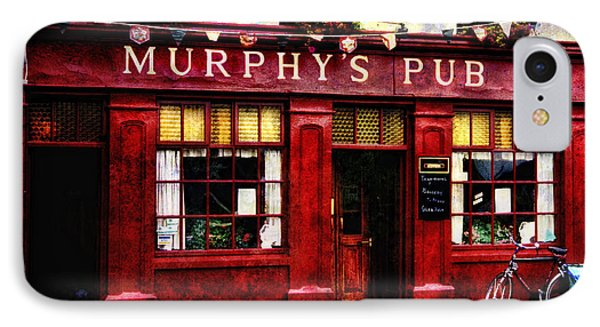IPhone Case featuring the photograph Murphy's Pub by Brian Tarr
