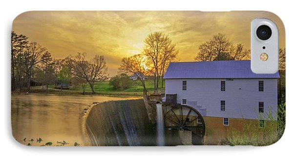 Murrays Mill IPhone Case by Marion Johnson