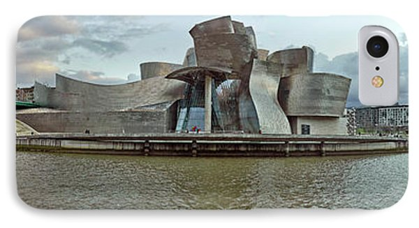 Museum At The Waterfront, Nervion IPhone Case