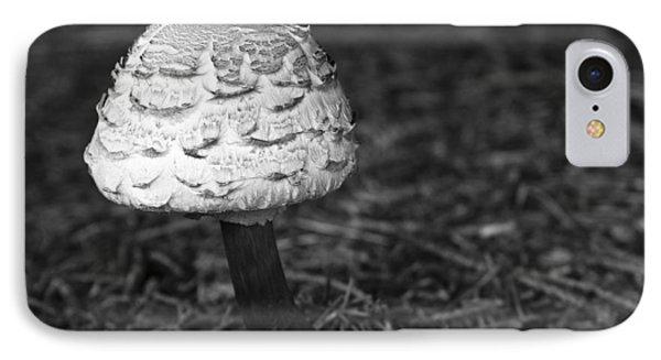 Mushroom IPhone Case by Adam Romanowicz