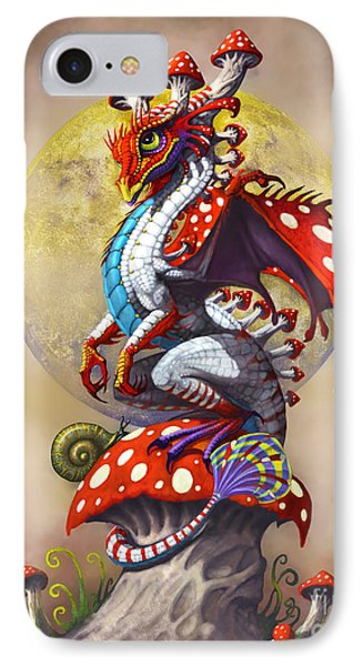 Mushroom Dragon IPhone 7 Case