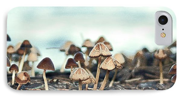Mushroom Kingdom IPhone Case by Cassandra Buckley