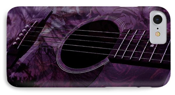Music Of The Roses IPhone Case by Barbara St Jean