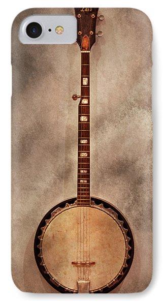 Music - String - Banjo  Phone Case by Mike Savad