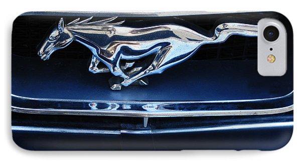 Mustang IPhone Case by Elvira Butler