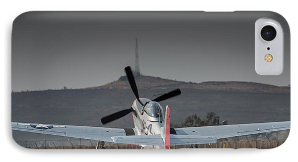 Mustang Power Phone Case by Paul Job