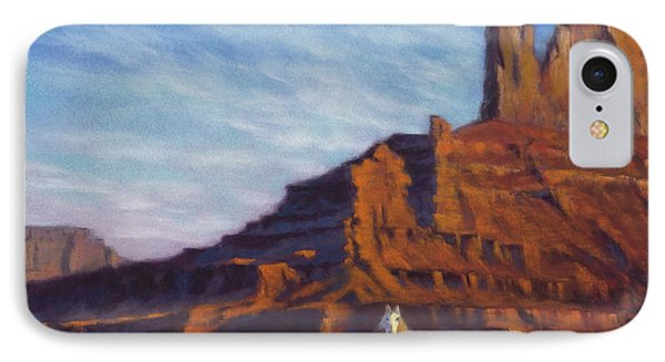 Mustang Ridge Monument Valley Az IPhone Case