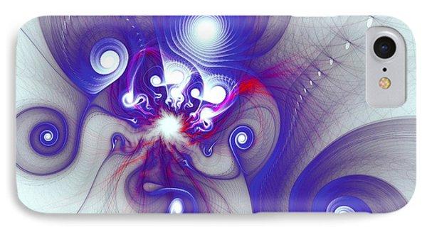 Mutant Octopus Phone Case by Anastasiya Malakhova