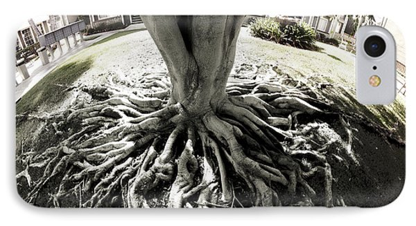 IPhone Case featuring the photograph Muted Roots by Clayton Bruster