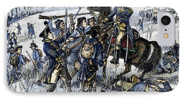 Mutiny: Anthony Wayne 1781 Phone Case by Granger