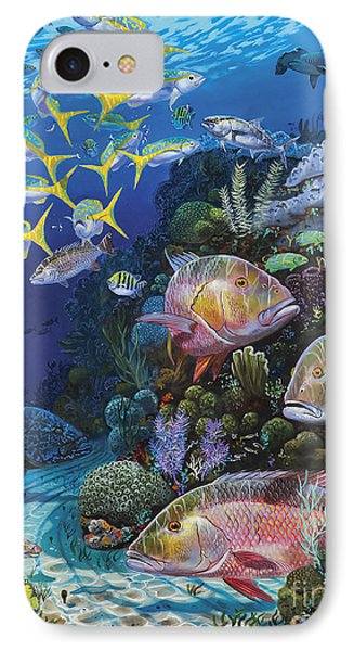 Mutton Reef Re002 IPhone Case by Carey Chen