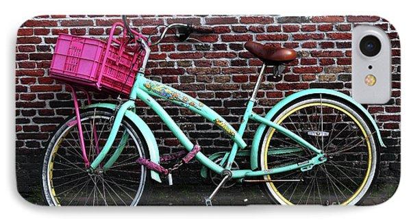 My Bike Phone Case by John Rizzuto