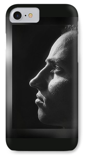IPhone Case featuring the photograph Just  Don' T  Smoke  by Hartmut Jager