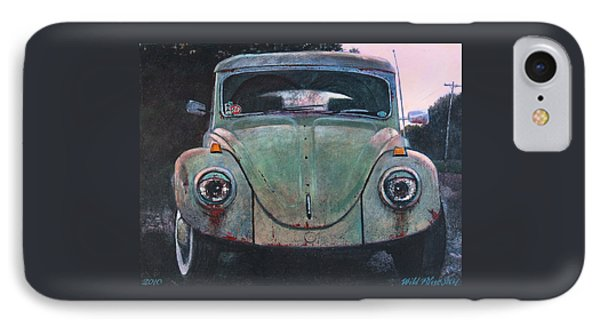 My Bug IPhone Case by Blue Sky