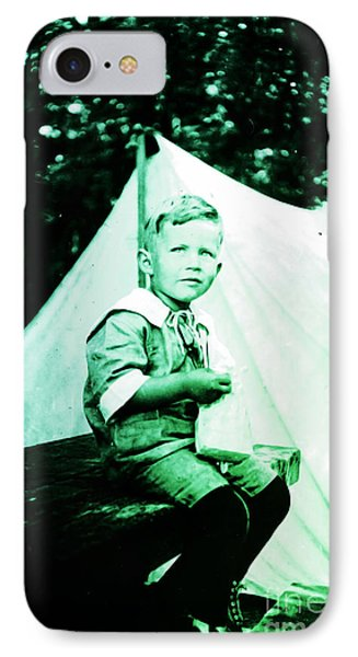 My Dad... IPhone Case by Eddie Eastwood