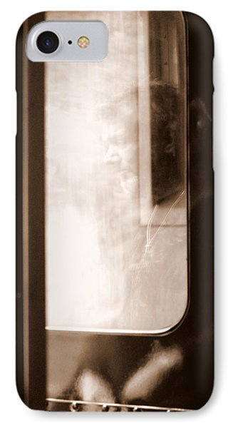 IPhone Case featuring the photograph My Father by Faith Williams