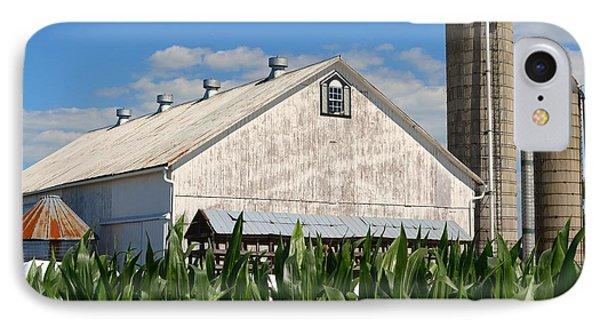 My Favorite Barn In Summer IPhone Case