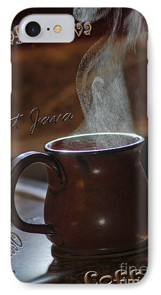 My Favorite Cup IPhone Case by Robert Meanor