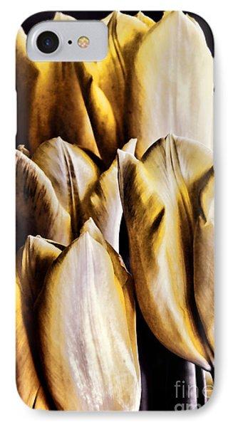 My Favorite Tulips Phone Case by Mariola Bitner