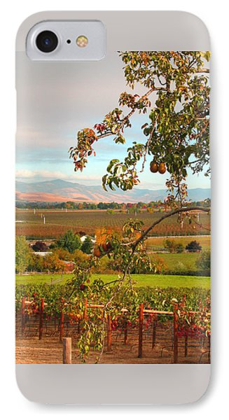 IPhone Case featuring the photograph My Favorite Valley View by Brooks Garten Hauschild