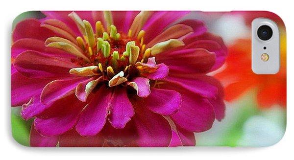 My Garden IPhone Case by Marija Djedovic