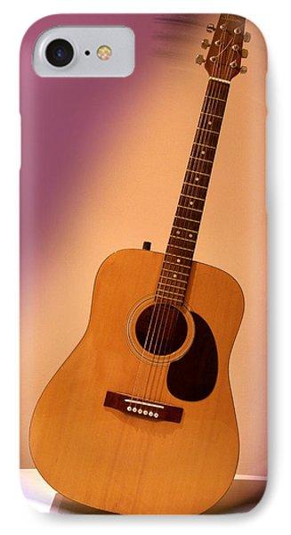 My Guitar Phone Case by Alessandro Della Pietra