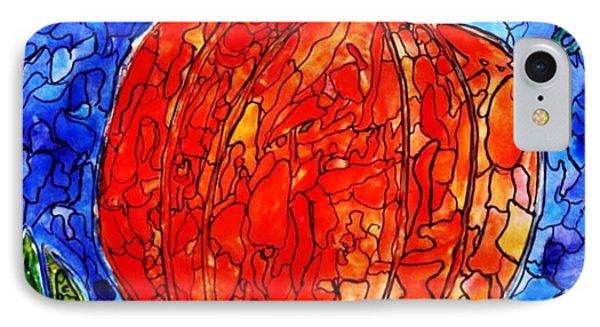 My Halloween Pumpkin Phone Case by PainterArtist FIN
