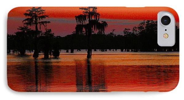 My Louisiana Heart Phone Case by Luana K Perez