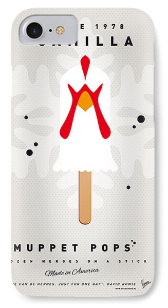 My Muppet Ice Pop - Camilla Phone Case by Chungkong Art