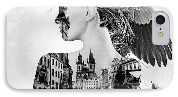 My Nest IPhone Case by Bojan Jevtic