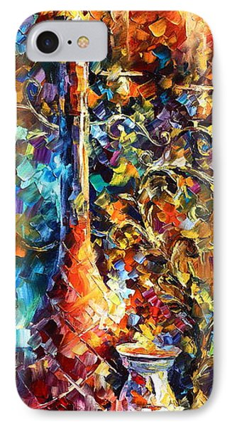 My Old Thoughts 2 Phone Case by Leonid Afremov