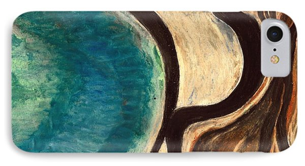 My Seascape I Phone Case by Carla Sa Fernandes